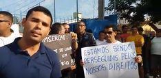 """BLOG  """"O ETERNO APRENDIZ"""" : ATRASO SALARIAL E PERSEGUIÇÕES LEVA GUARDA MUNICIP..."""