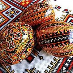 Pysanky from Ukraine, from Iryna with love