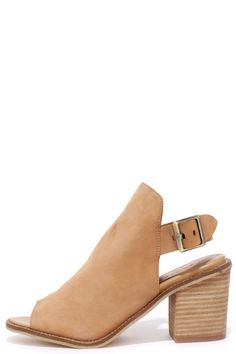 d7e30575c268 Chinese Laundry Caleb Natural Suede Leather Ankle Booties