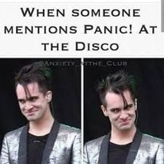 my chemical romance, panic! at the disco, fall out boy, twenty øne piløts. Emo Band Memes, Emo Bands, Music Bands, Panic! At The Disco, Panic At The Disco Lyrics, My Chemical Romance, Brendon Urie Memes, Hardcore, What Is Social