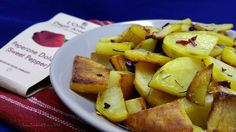Patate con peperone dolce
