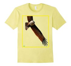 BIRDS: WILDLIFE t-shirt Brahminy Kite BIRDS