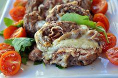 #Secondo: girelle di #carne macinata in padella