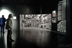 https://flic.kr/p/QrbMHb | Giugiaro e il suo percorso | National Automobile Museum, Turin, an exhibition devoted to car designer Giorgetto Giugiaro, open until 28 February. My contribution to this exhibition with photographs of Garessio dldfoto.altervista.org/giugiaro-suo-percorso/