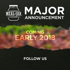 OMG SOMETHING'S COMING #kwawesome #WRAwesome #CBridge #ExploreWR #uwaterloo #laurier #DTKlove #Kitchener #Waterloo #Guelph #Cambridge #foodgasm #Hungry #HealthyEating #healthylifestyle #HealthyFood #HealthyLiving #Healthy #gymlife #Diet #Cardio #Elliptical #FitFam #FitLife #Fitness #FitnessAddict #GetOutside #freshmealinajar #jars #delivery