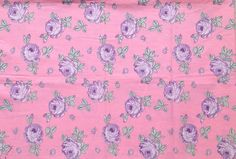 Items similar to Pink & Purple Shabby Roses Fabric Vintage Cotton By the Yard/Metre Unused on Etsy Hopscotch, Vintage Cotton, Etsy Store, Pink Purple, Shabby, Roses, Trending Outfits, Unique Jewelry, Handmade Gifts