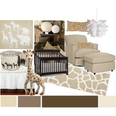 bricks and baubles: neutral nursery