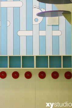 projekt wnętrz xystudio 2013 Łódź biurowiec GreenHorizon