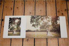 Wedding Albums | Wedding Album Design Ideas | Team Wedding Blog #wedding #weddingphotos