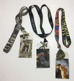 HP lanyards