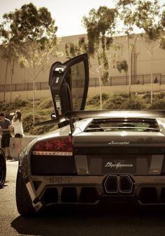 Liberty Walk | Lamborghini Murcielago  sports cars