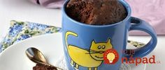 How to make chocolate cupcake in 5 minutes in the microwave / Amazing Cooking Gimme Some Sugar, How To Make Chocolate, Chocolate Cupcakes, Microwave, Biscuits, Good Food, Food And Drink, Dishes, Mugs
