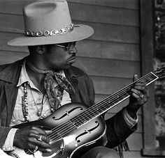 Henry Saint Clair Fredericks (born May 17, 1942) AKA, Taj Mahal