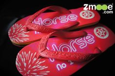 """Echo friendly flipflops """"Horse No. printed flipflops comes with varieties of color to options to choose from. The matching color strap adds beauty to the flipflops. These flipflops are Thai made and are value for money items. Kids Flip Flops, Rubber Flip Flops, Womens Flip Flops, Thongs, Sandal, Thailand, Slippers, Printed, Slipper"""