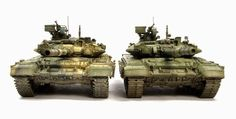 T-90s | 1:72 scale