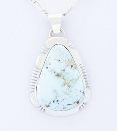 Dry Creek Turquoise Navajo Necklace. Kokopelli Traders - Native American Jewelry