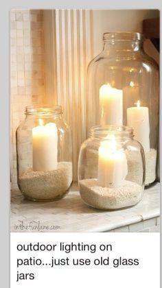 #Wedding lighting #table decorations