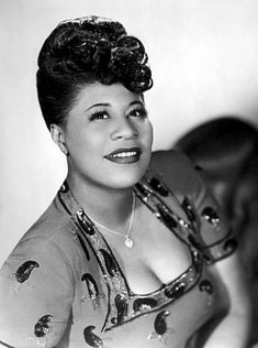 "Ella Fitzgerald (April 25, 1917 – June 15, 1996), also known as the ""First Lady of Song"", ""Queen of Jazz"", and ""Lady Ella"", was an American jazz vocalist[1] with a vocal range spanning three octaves (D♭3 to D♭6).[2] She was noted for her purity of tone, impeccable diction, phrasing and intonation, and a ""horn-like"" improvisational ability, particularly in her scat singing."