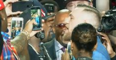 """Floyd Mayweather is having a big-time gambling problem  Conor McGregor accused Floyd Mayweather of having a """"big-time gambling problem"""" as the two faced off ahead of Saturday's fight in Las Vegas. The pair were unexpectedly relaxed as they saw each other for the final time before Friday's weigh-in in contrast to the tense grand arrival on Tuesday and the foul-mouthed exchanges on the earlier press tour. Mayweather's openness regarding gambling is central to his """"Money Mayweather"""" persona but…"""