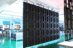 Viss Lighting EL6 Pantalla LED Exterior-Outdoor Rental LED Screen. alex@viss.cn