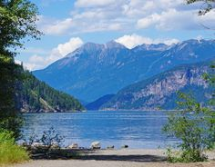 5 of the Best Things to do Near Nelson, BC - Hike Bike Travel Best Places To Travel, Places To See, Visit Canada, Vacation Trips, Vacation Ideas, Lake Life, Canada Travel, British Columbia, Adventure Travel