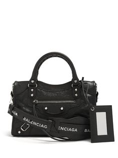 9bbb4cb03d6a40 Classic city Mini leather bag with studs | Balenciaga | MATCHESFASHION.COM  UK Balenciaga Mini