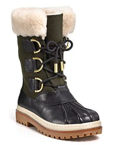 hhmm...love these for winter. these or sorels???