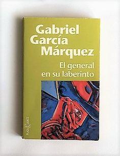 Libro El general en su laberinto, de Gabriel García Márquez, disponible en comprar.club
