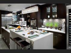 Coisas da minha casa: Cozinha de luxo
