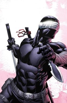 Snake Eyes cover 5 colors  by *ratkins