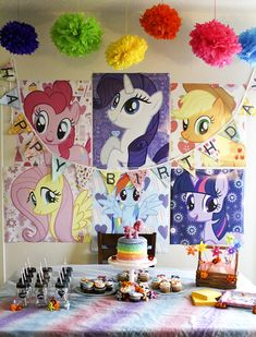 My Little Pony Posters