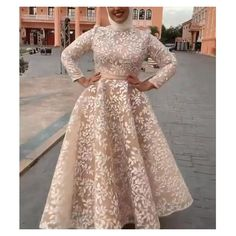 Muslim Prom Dress, Prom Dresses, Formal Dresses, Wedding Dresses, Muslim Evening Dresses, Lace Evening Gowns, Hijab Dress Party, Look Chic, The Help