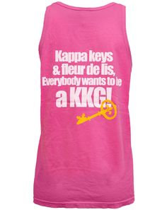 Everybody Wants To Be a KKG