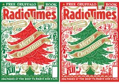 RadioTimes Christmas by Kate Forrester