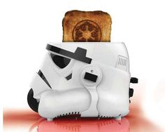 Star Wars Stormtrooper Toaster Lets You Toast with Galactic Empire's Technology