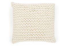 Links Pillow, Ivory
