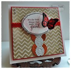 Sweet 'n Sassy Stamps and Add a Little Dazzle Blog Hop!