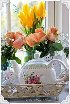 Aiken House & Gardens: Spring Color
