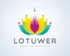 Lotuwer Logo design - This Elegant
