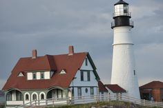 Portland Head Lighthouse ~ Cape Elizabeth, Maine
