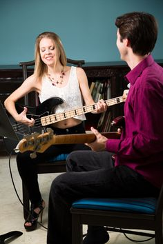 Bass Guitar Lessons Orange County
