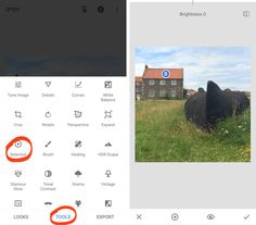 Complete Guide To Using Snapseed To Edit Your iPhone Photos Snapseed, Photo Look, Mobile Photography, Photo Editing, Iphone, Photos, App, Editing Photos, Pictures