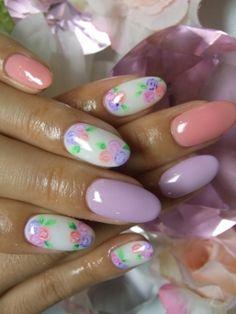 New Girly Nail Art Ideas