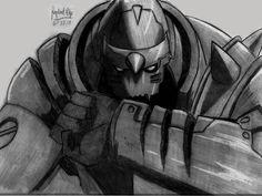 Alphonse Elric armor- FMA Brotherhood by rapperfree.deviantart.com on @deviantART