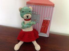 Ravelry: Project Gallery for Amineko Crocheted Cat pattern by Nekoyama