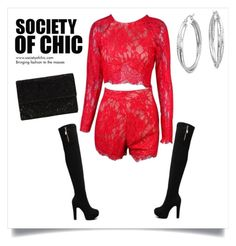 """""""SHOP - Society of Chic"""" by societyofchic ❤ liked on Polyvore featuring Blue Nile"""