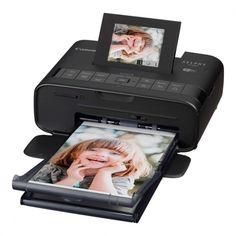 #IMPRESORA #FOTOGRAFICA COMPACTA WIFI #CANON CP1200 - 300X300PPP - 3 COLORES TRANSFERENCIA #TERMICA - LCD 6.8CM - LECTOR TARJETAS•Impresión sencilla y rápida desde tu dispositivo móvil •Haz que tus recuerdos perduren con unas impresiones duraderas con calidad de laboratorio fotográfico •Creatividad sencilla y control sin esfuerzo •Impresora fotográfica compacta, elegante y portátil •Selección de acabados con papel fotográfico estándar  En http://electrovirtual.es Por ´sólo 125€