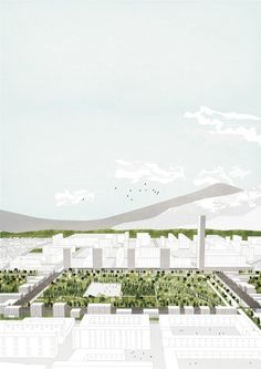 The the new General Local Plan for Tirana by Stefano Boeri is a project which outlines a method of tackling grand themes in this contemporary city