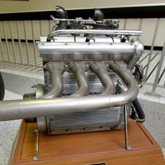 Offenhauser racing engine