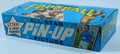 1968-Topps-Football-Five-Cent-Trading-Cards-Display-Box-with-Johnny-Unitas-Colts